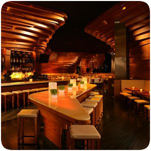STACK Restaurant And Bar Offers Inventive Cuisine In A Canyon Like  Atmosphere Featuring Sleek Hardwoods And High Ceilings