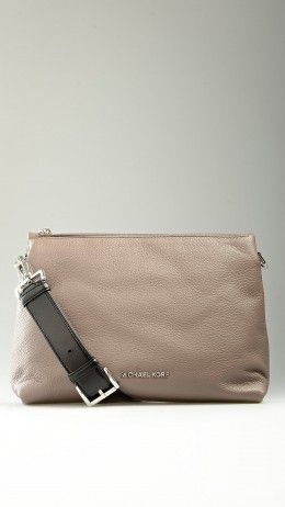 Jane medium leather shoulder bag