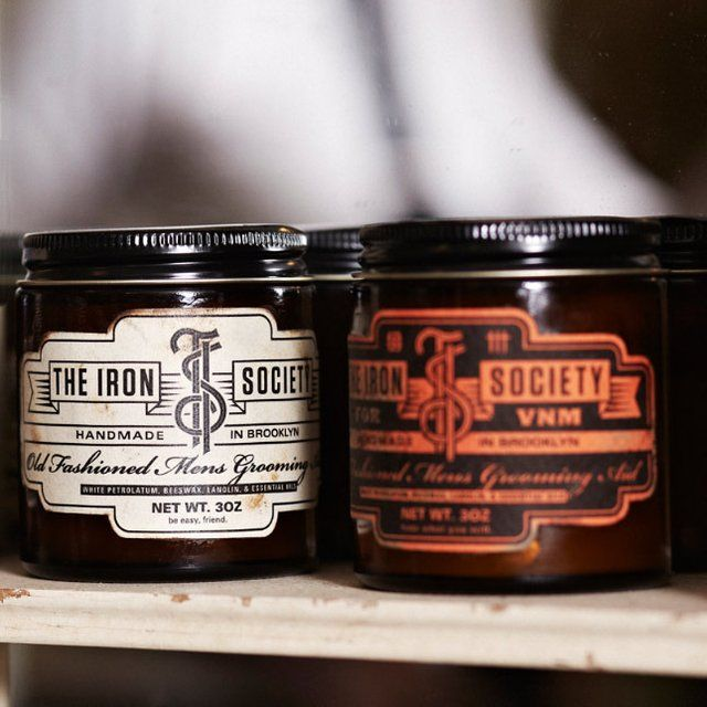 Fancy - Old Fashioned Men's Pomade by The Iron Society