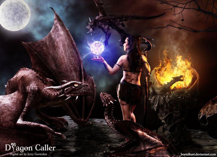 Dragon-caller