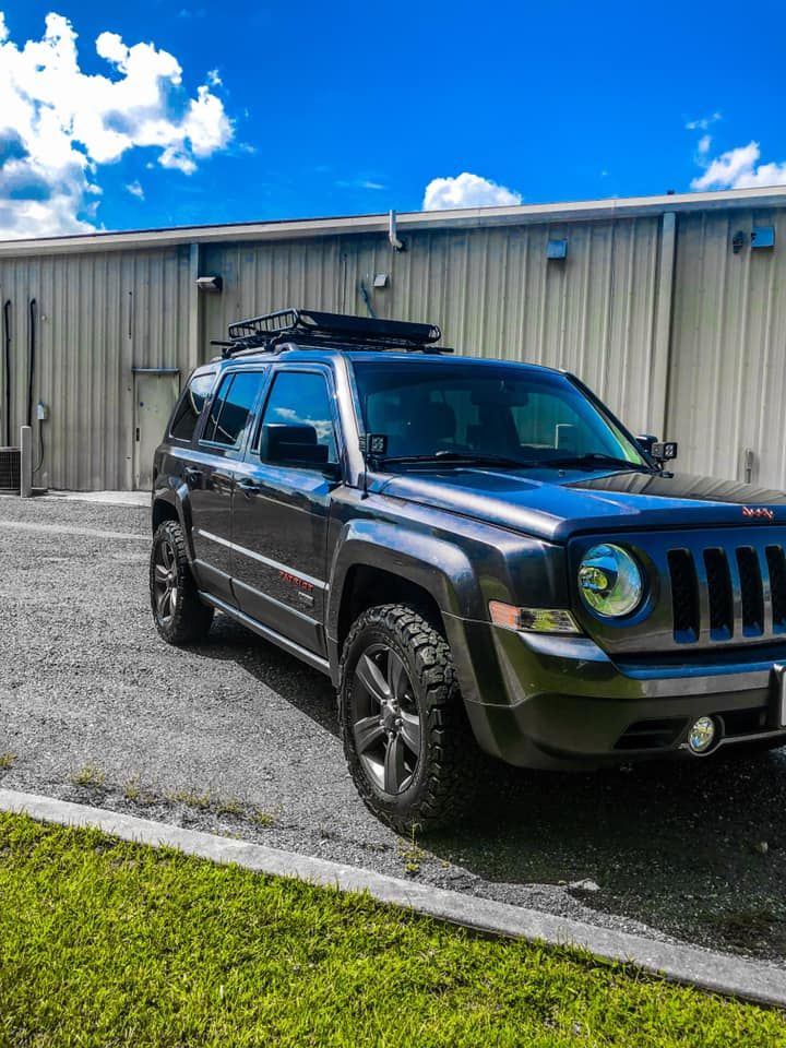 With Stu Coils Jeep Wk Jeep Patriot Jeep Renegade
