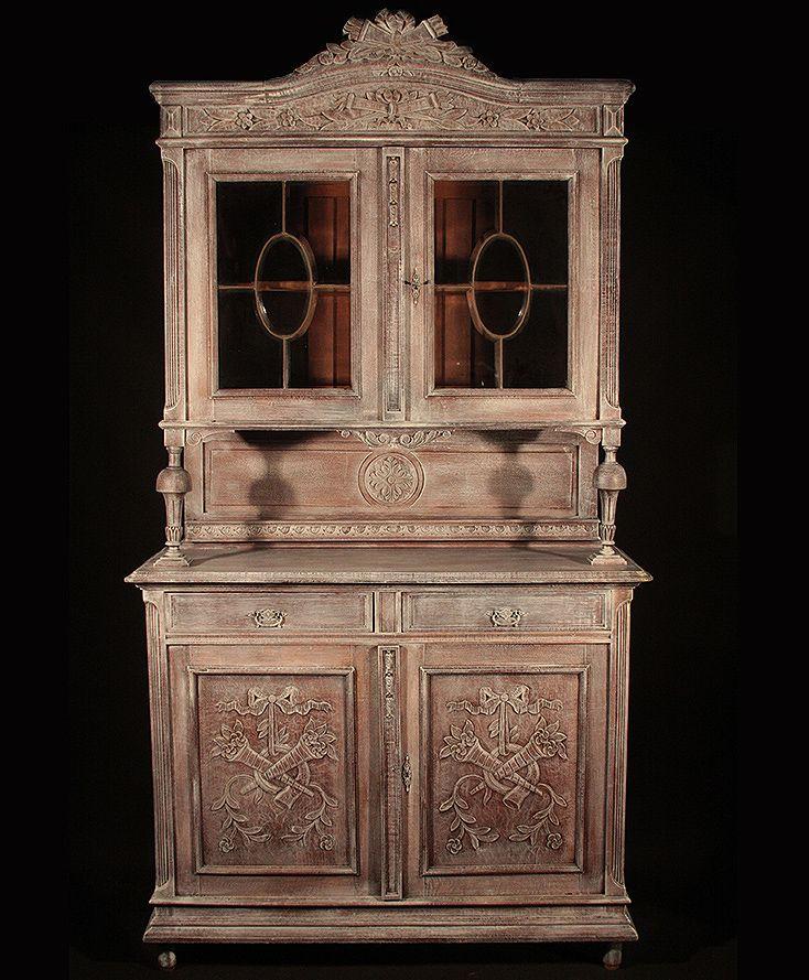 french dresser XIX more. www.empire-antyki.com