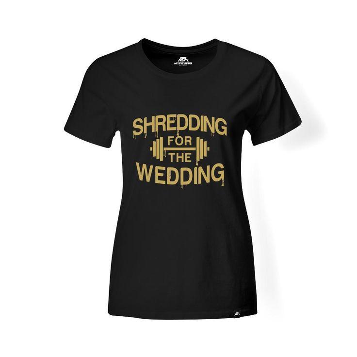 Shredding for the Wedding Women's T-Shirt