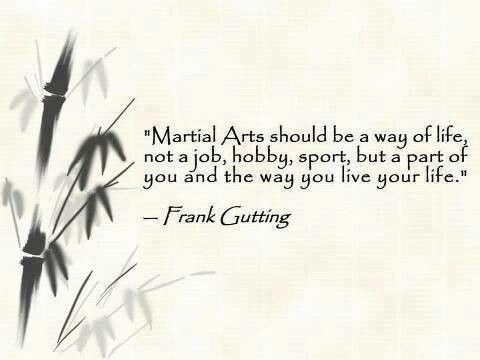 Martial arts is a way of life. #karate #martialarts