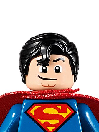 Mighty Micro Superman - Characters - DC Comics Super Heroes LEGO.com