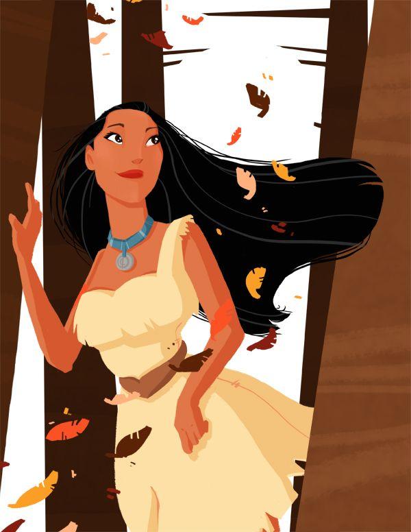 Pocahontas rain