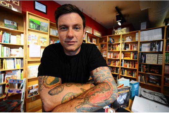 Chuck Hughes says he knew he wanted to be a chef from the time he was 14 years old. He has a new book out, Chuck's Day Off, the same name as his Food Network TV show.