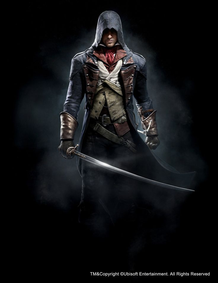 Assassin's Creed Unity - Arno, Anthony Guebels on ArtStation at http://www.artstation.com/artwork/assassin-s-creed-unity-arno