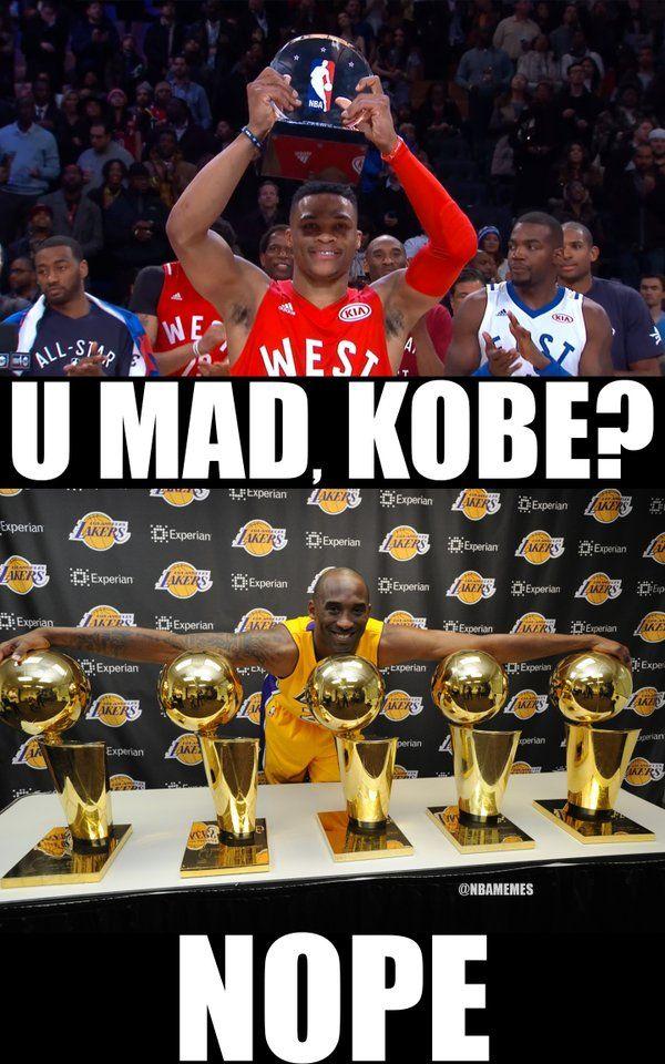RT @NBAMemes: #RussellWestbrook WINS the #KiaAllStarMVP. Here's how #KobeBryant reacted: - http://nbafunnymeme.com/nba-funny-memes/rt-nbamemes-russellwestbrook-wins-the-kiaallstarmvp-heres-how-kobebryant-reacted