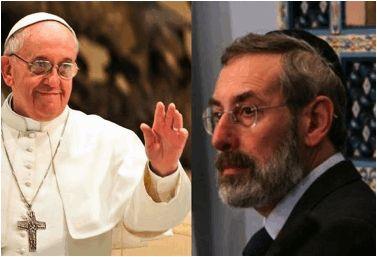 F.G. Saraiva: Páscoa: Rabino chefe de Roma destaca «valores comu...