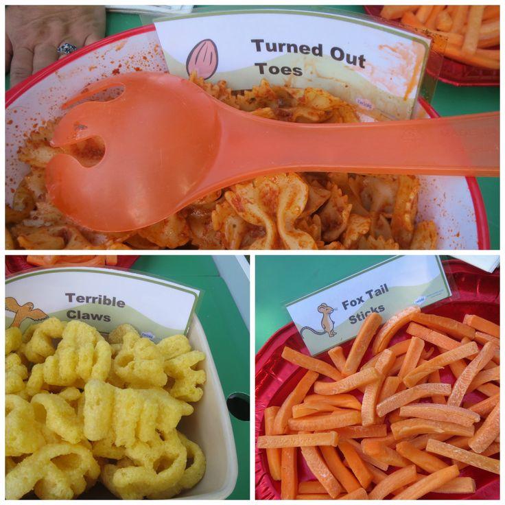 More food ideas