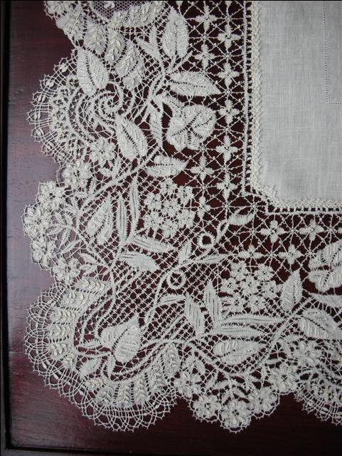 English Bobbin Lace