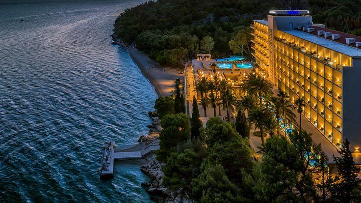 Mit dem TUI Blue Jadran an der Makarska Riviera hat das siebente Haus der neuen Hotelmarke der TUI Group eröffnet. Durch d