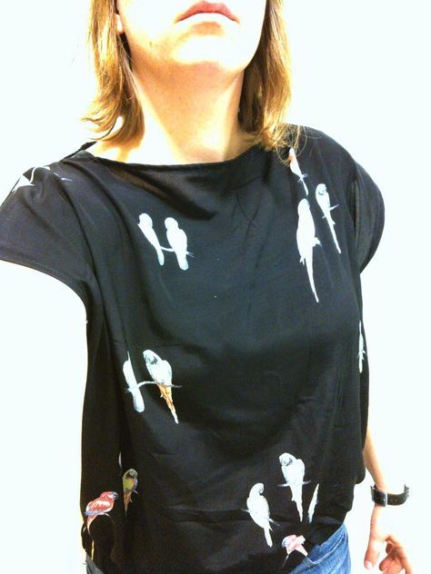 mama saartje: de 'birdy bloes/blouse' + tutorial