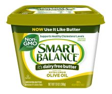 Extra Virgin Olive Oil Butter Spread | Smart Balance