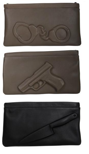 Bag Lady: Vlieger & Vandam Guardian Clutches,FASHION DESIGNER BAGS UPCOMING!!!