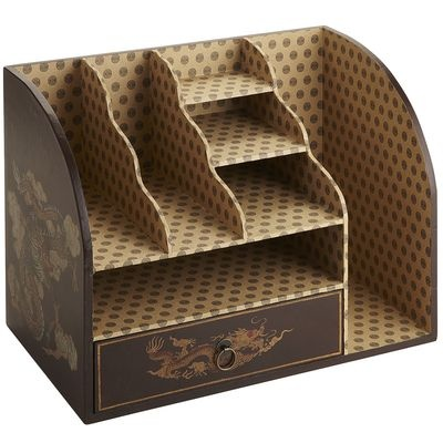 Dragon Design Desk Organizer $34.98