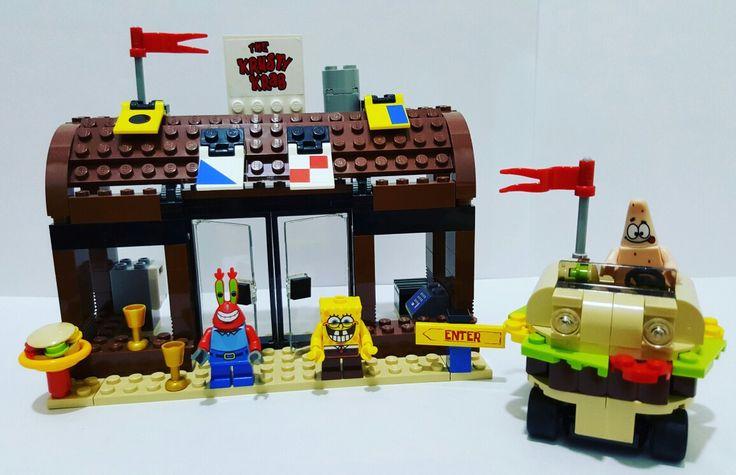 Lego Bob Esponja
