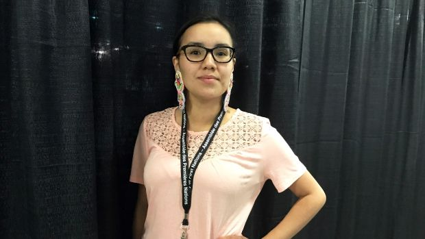 Cheyenne Fineday was elected as co-chair for the Assembly of First Nations National Youth Council on Sunday.