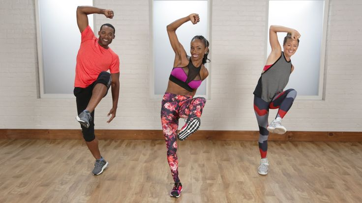 This is the BEST dance work out I've found so far! Booty-Shaking Cardio Dance Boot Camp | Class FitSugar