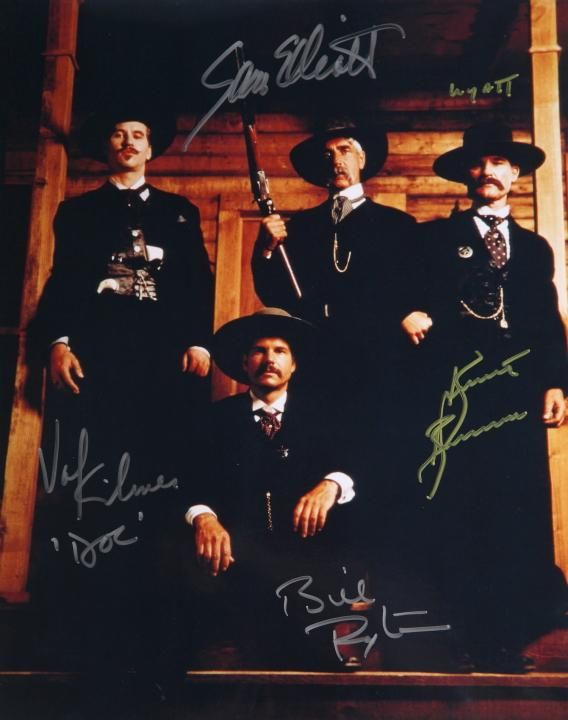 Tombstone Cast | List Of Tombstone Characters | Tombstone Quotes