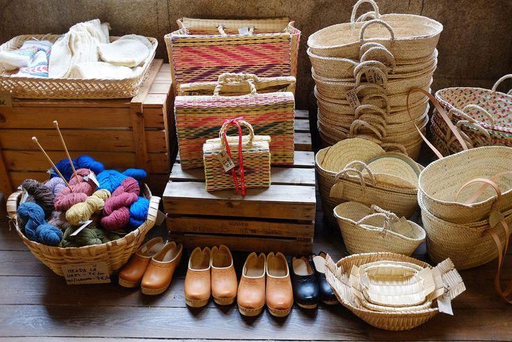 Une boutique de décoration : A Vida Portuguesa souvenirs Lisbonne