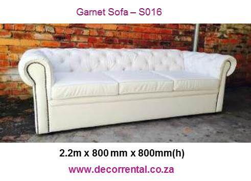 Garnet Sofa