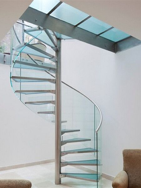 Best Glass Spiral Staircase Escadas Escadas Caracol Vidro 640 x 480