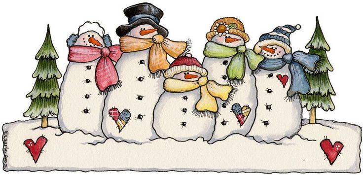 snow family: