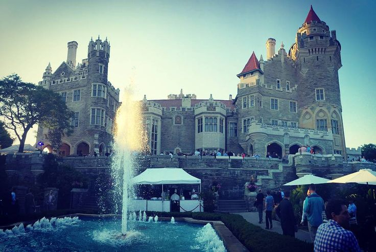 #deskcentersolutions #microsoft #world #partner #conference #party #castle #toronto #bluesky #canada