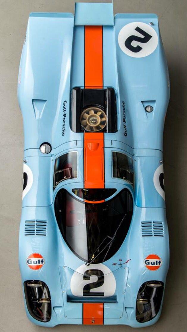 Porsche 917K Gulf LeMans                                                                                                                                                                                 More