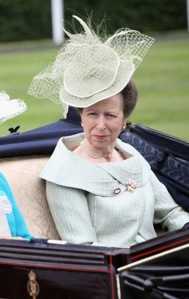 Princess Anne, Princess Royal attends Ladies Day of Royal Ascot at Ascot Racecourse on June 18, 2009 in Ascot, England.