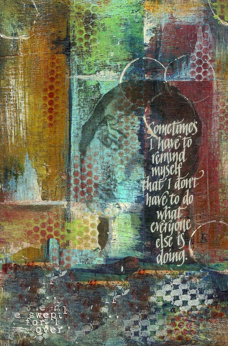 104 best art journals ideas images on Pinterest | Art journaling ...