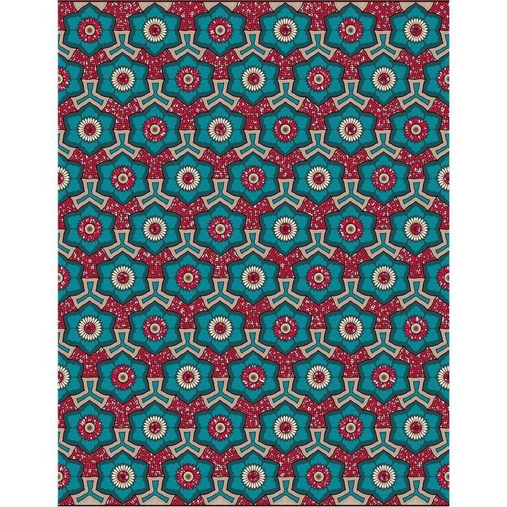 Tissu africain wax /Vendu au mètre : Tissus Habillement, Déco par my-print-and-me