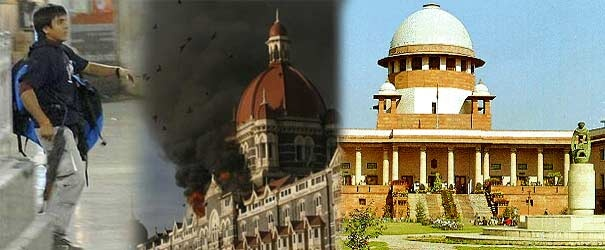 26/11 attacker loses plea, SC upholds Ajmal Kasab's death sentence