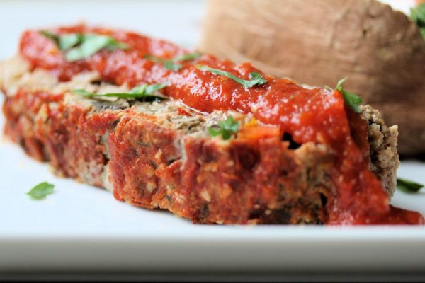 Classic comfort food with Ina Garten's Turkey Meatloaf recipe from Barefoot Contessa on Food Network. #healthymeatloaf #turkeymeatloaf