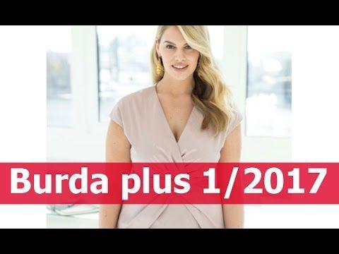 Burda plus 1/2017