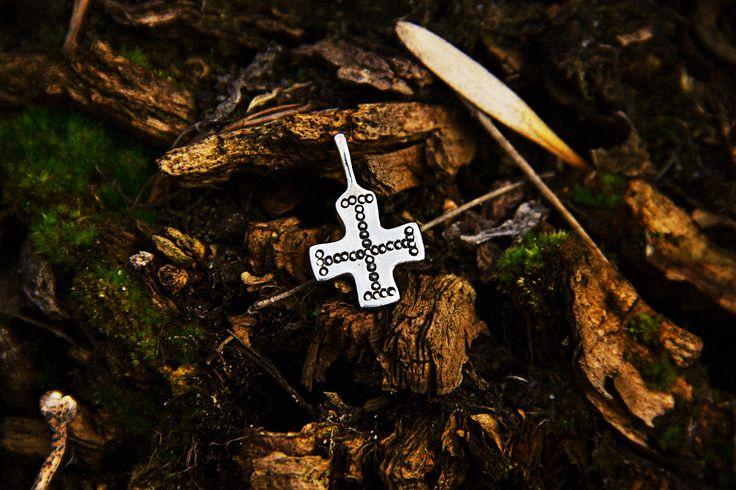 #viking #cross #jewelry