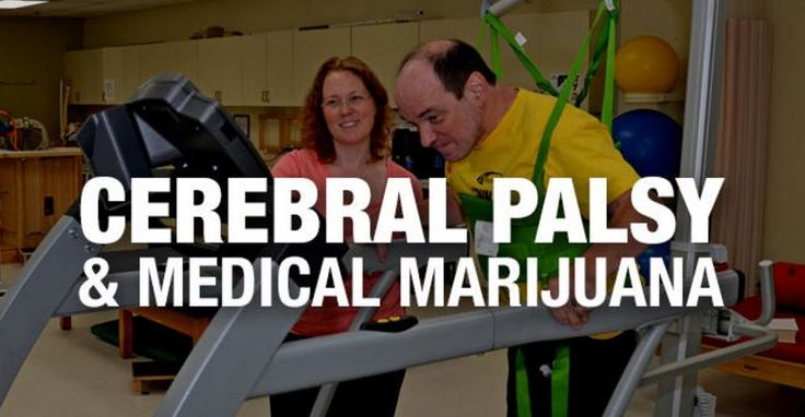 #Medicalmarijuana may help manage symptoms of cerebral palsy