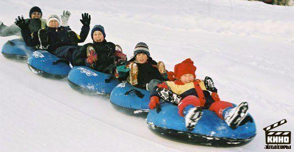 Лыжи, коньки, санки, снежки, румяные щёчки и тёплые варежки... Зима создана не для того, чтобы грустить, а для того, чтобы попробовать на вкус ещё несколько видов счастья.