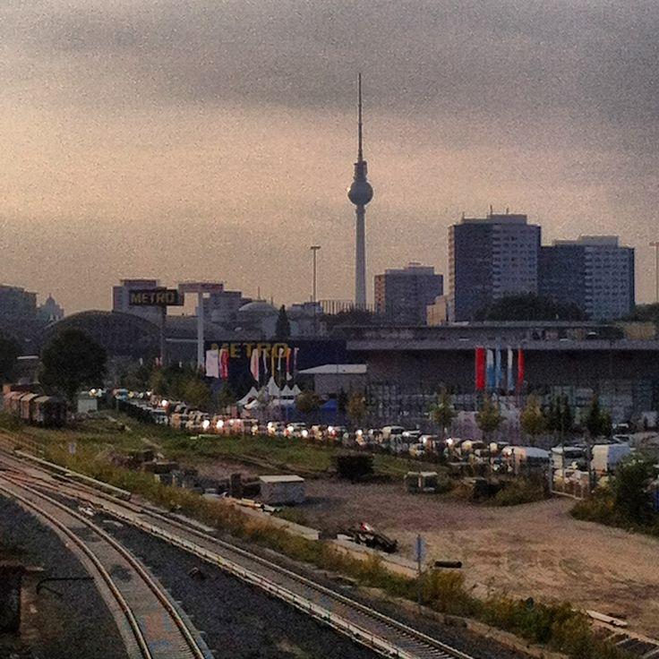 Berlin makes me crazy