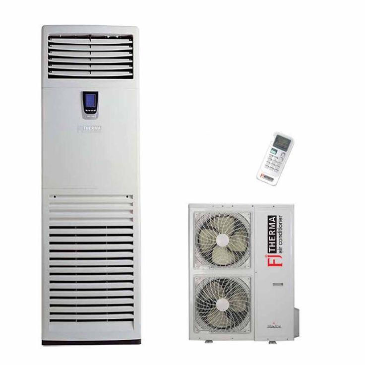 Klima Marketim: Fujitherma-FTHF48-BA-Salon-Tipi-Klima-48000-Btuh