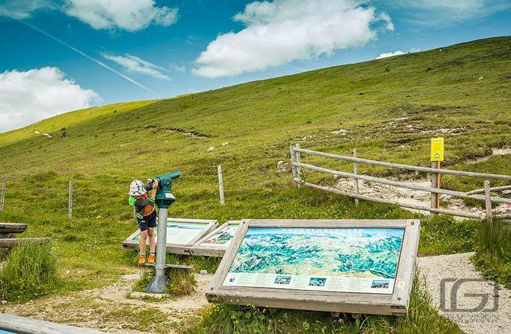 2015. július 12, Irány... Nockalmstraße, alpesi panorámaút, amely a Nockberge Nemzeti parkon halad keresztül, hossza 35 km hosszú