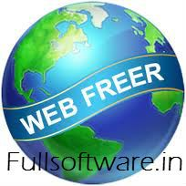 Web freer 1.1.1.1 download Full version is fast HTTPS browser that encrypts browsing sessions, opens blocked sites and protects a user's privacy.