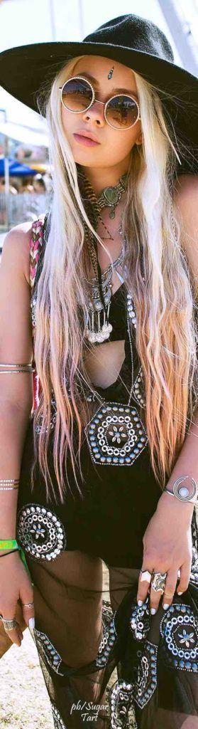 Round sunglasses, Coachella style, Coachella accessories, Coachella looks, Coachella fashion, fashion outfits for women, boho fashion, vintage fashion, edgy fashion style