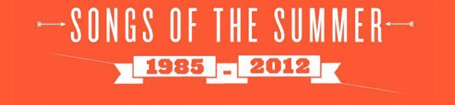 Summer Songs 1985-2012