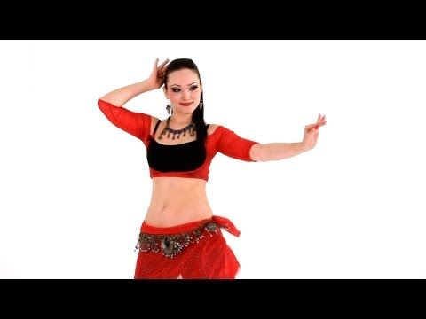 ▶ How to Do Hip Locks with Undulations | Belly Dance - YouTube
