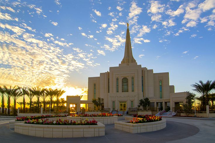 142. Gilbert Arizona LDS Temple