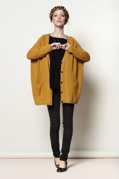 17 best ideas about yellow cardigan outfits on pinterest for Mustard colored costume jewelry