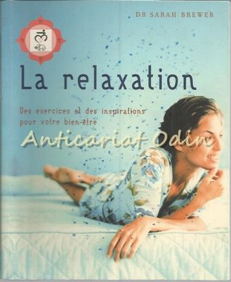 La Relaxation - Sarah Brewer